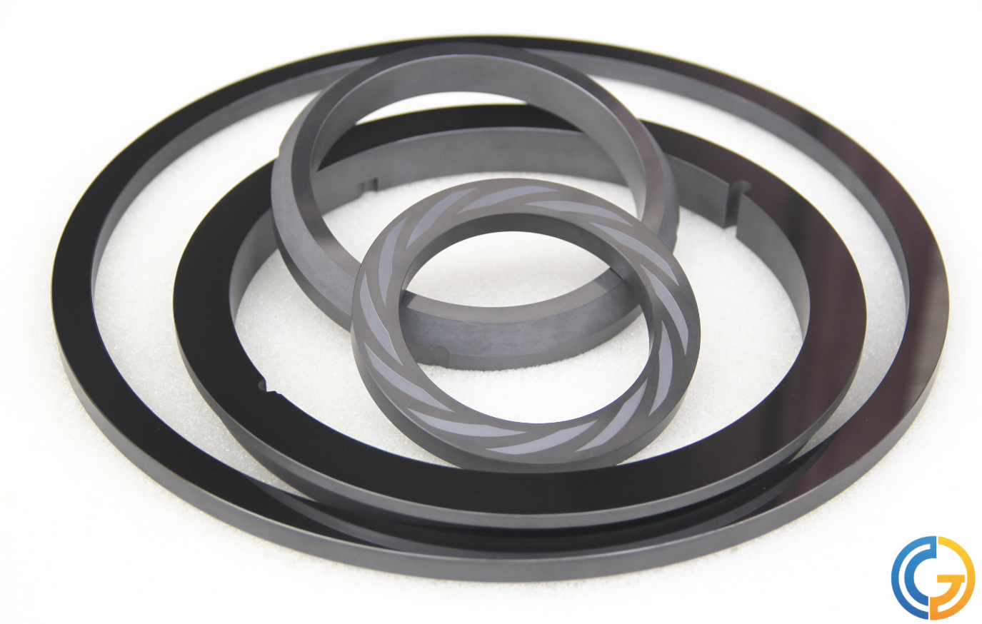 Sintered Silicon Carbide Mechanical Seal Ring