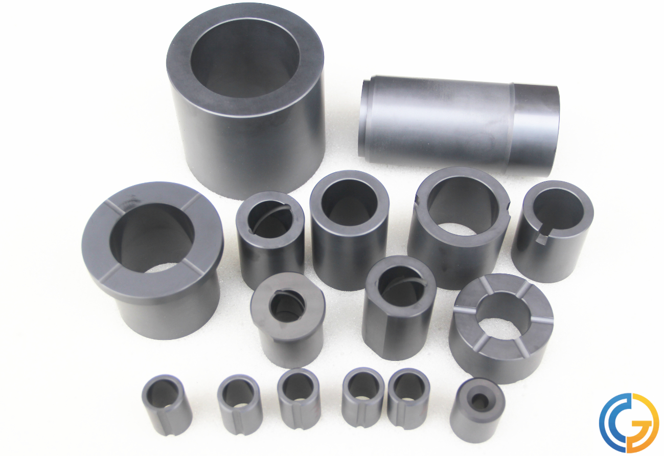 Sintered Silicon-Wear Sleeves